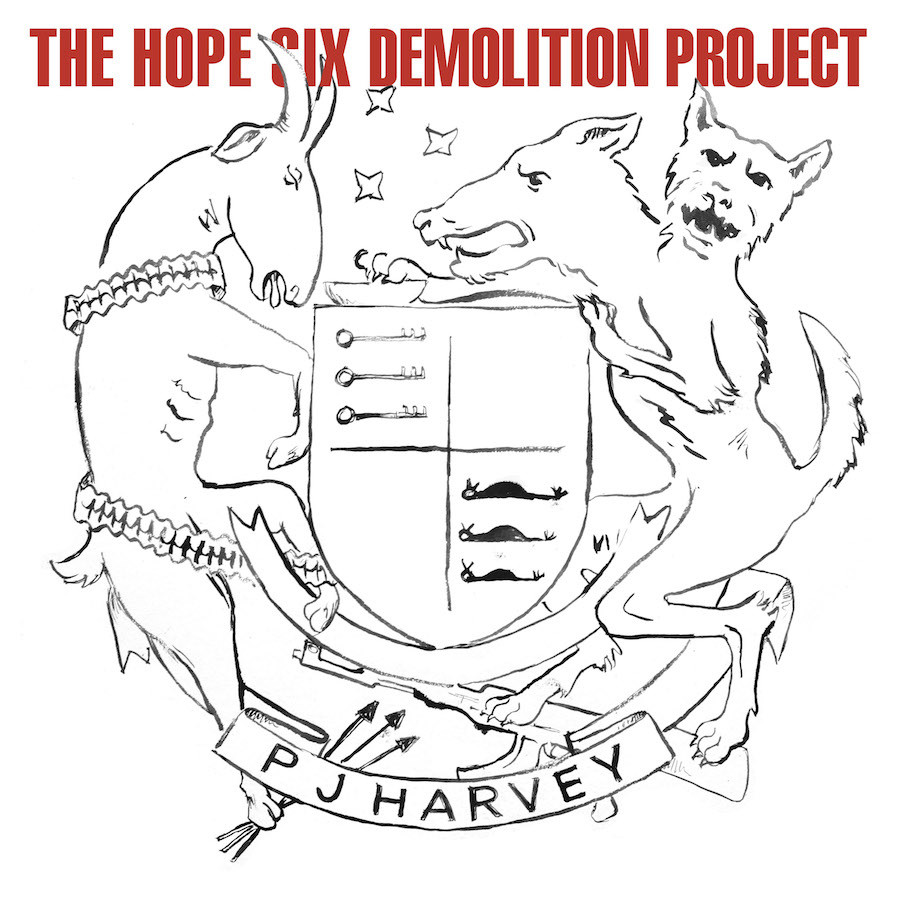 PJHarveyTheHopeSixDemolitionProject