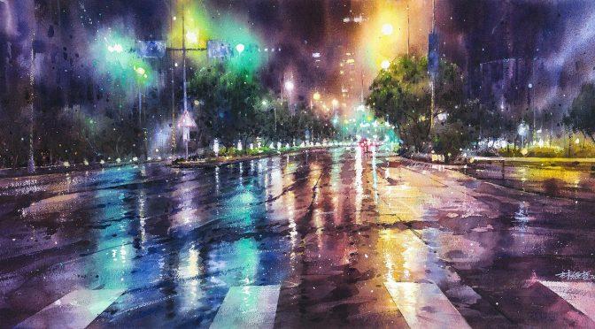 Dinarski bluz/Nebo u jedno komadu/Poreklo kiše