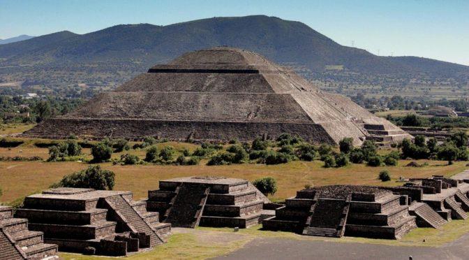 Теночтитлан, последња престоница Астечког царства
