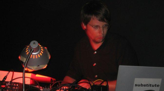 Jan Jelinek – minimal techno