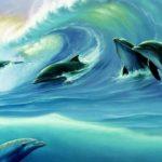 Песма о делфину и жени