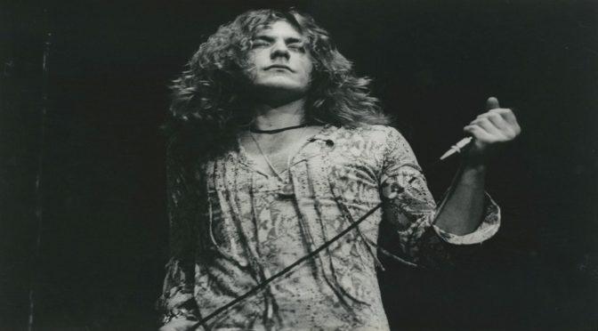 Robert Plant и мистични rock