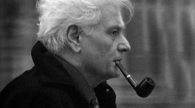 Žak Derida, Biografija