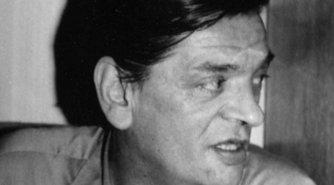 Вито Николић: Стално присутна црна госпа