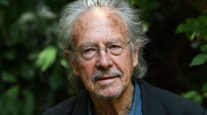 Peter Handke: Ja nemam fioku