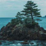 Море, тишина