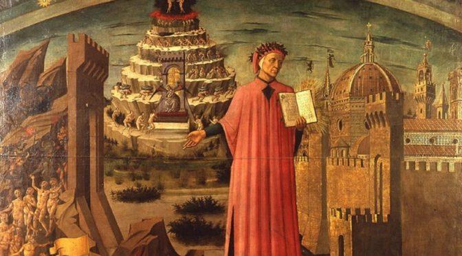 Likovi Bruta i Kasija kod Dantea i Šekspira