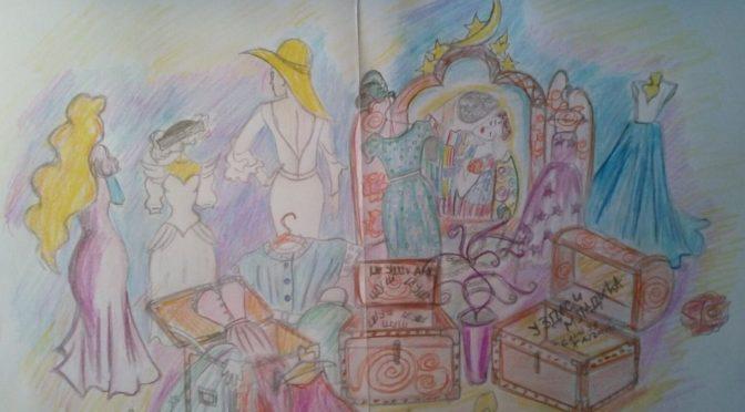 Седам грехова и једна нада, Пандора