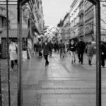 Apstraktni detalji Beograda