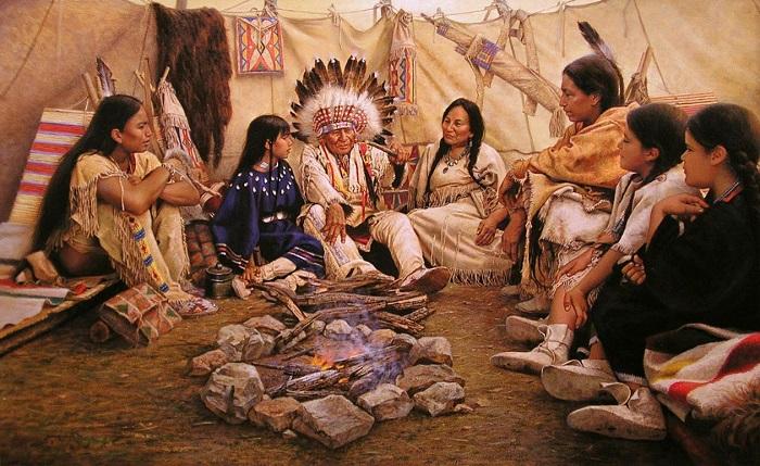 Indijanci - Page 6 Native-American