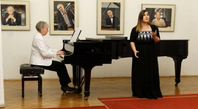 Nevena Milošević: Imam veliku odgovornost prema svom talentu