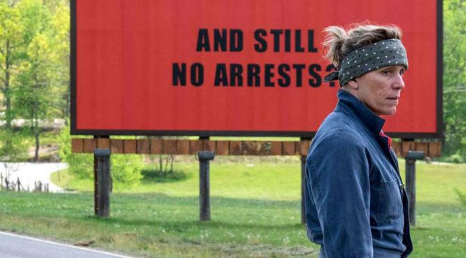 Мартин Мекдона: Three Billboards